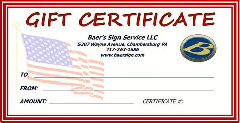 graphic design certificate maryland baer s sign service store baers sign service provides