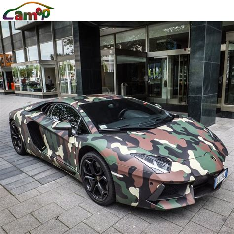 buy wholesale camouflage car wrap from china black green camo vinyl car wrap graphics