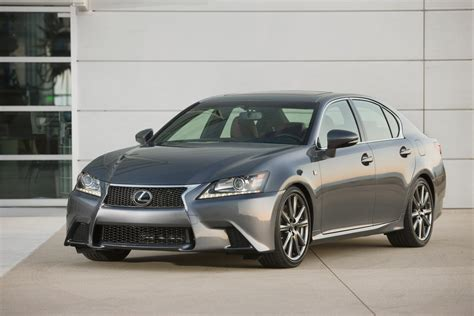 2014 lexus gs 350 f sport technical specifications and