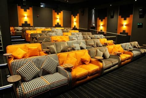 Chocolate Bar Stools by Phelan Construction Ltd News Everyman Cinema