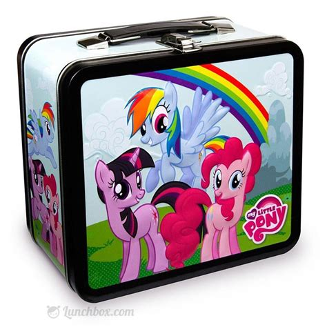 Lunch Box My Pony my pony lunch boxes lunchbox