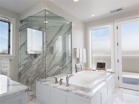 central park west traditional bathroom denver by