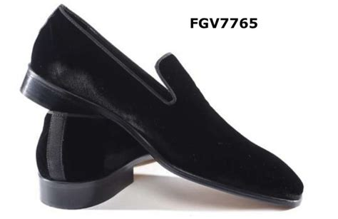 mens velvet loafers no logo fg s collections