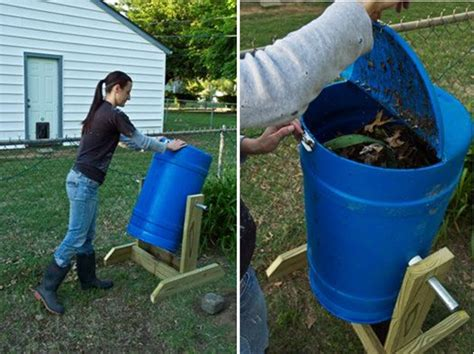best backyard composter rotating composter diy crafts