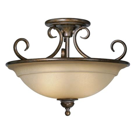 Bronze Semi Flush Ceiling Light vaxcel omni semi flush ceiling light royal bronze districtdecor