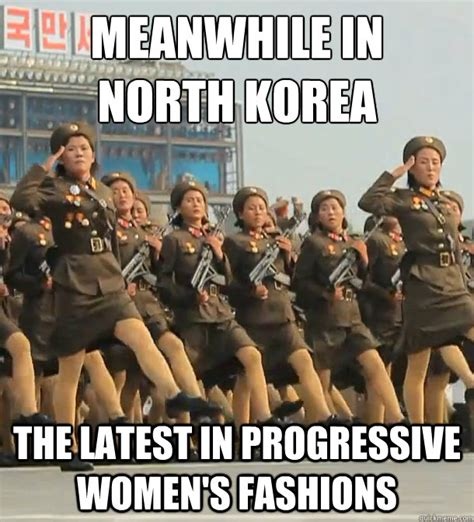 North Korea South Korea Meme - meanwhile in north korea meme memes