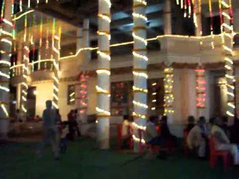 Wedding Decoration Pandal   YouTube
