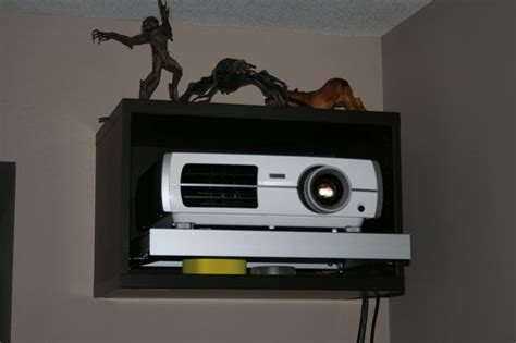 home theater projector ceiling mount 11 best images about creative projector mounting on