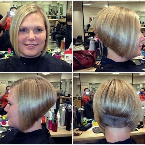 stacked bob haircut teased 17 best images about angled stacked bobs on pinterest