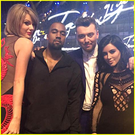 taylor swift awards kanye west taylor swift brit awards 2015 performance video watch