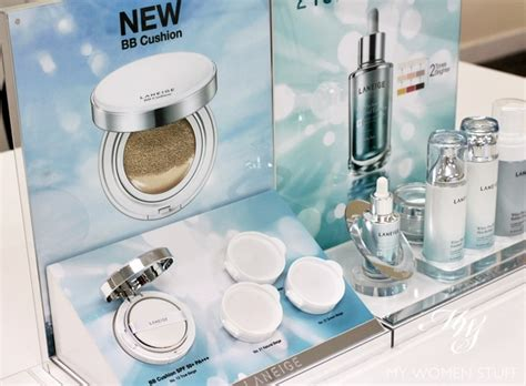 Harga Laneige Bb Cushion Di Go Shop new laneige white plus renew skincare with mochi