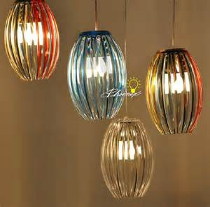 colored pendant lights modern simple multi color pendant lighting contemporary