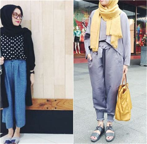 tutorial hijab untuk santai liburan hijab style til santai untuk liburan ala adetya herdini