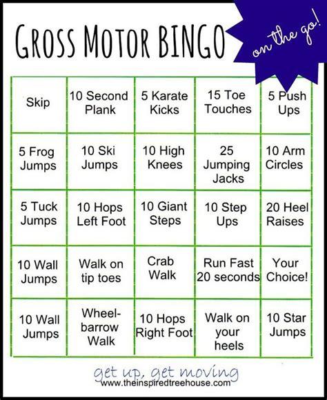 gross motor skills activities 25 best ideas about gross motor activities on