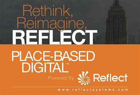 A Place Based On Reflect Nebraska Furniture Mart At Retail Innovation Conference 2016 Reflect Systems Place