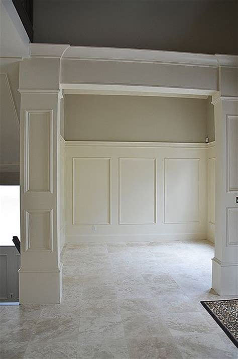 Mission Style Wainscoting by Craftsman Style Wainscoting Plans Woodworking Projects