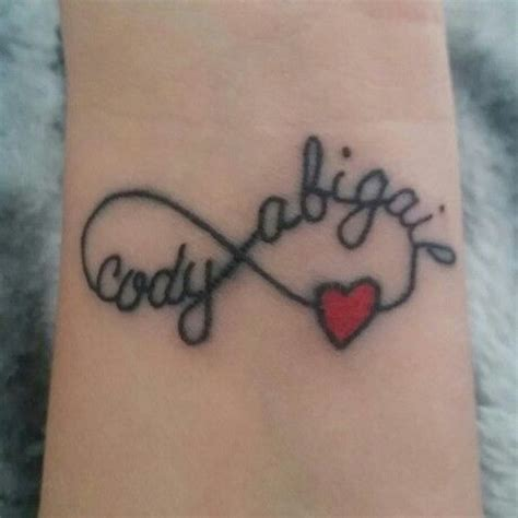 infinity tattoo generator 1000 images about things i like on pinterest john