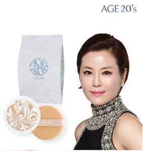 Original Bedak Korea Age 20 korea home shopping hit age 20 s essence cover pact spf50 pa refill 21 ebay