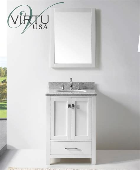 Discount bathroom vanities stylish space with a small bathroom vanity