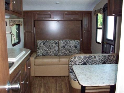 murphy bed travel trailer new 2017 sonic 190vrb light weight travel trailer with