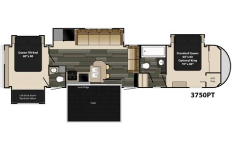 2 Bedroom 5th Wheel 28 Images Fifth Wheels Inc Also 2 Bedroom 5th Wheel Floor 2