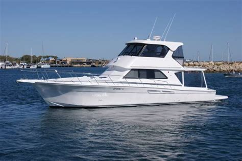 new house boats new caribbean 49 flybridge cruiser new power boats boats online for sale