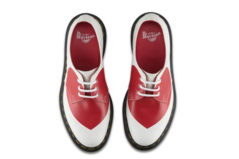 valentines day oxford dr martens plays cupid with valentine s day collection