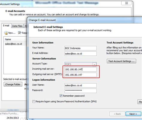 email hosting indonesia internet bermasalah tidak bisa buka website atau kirim