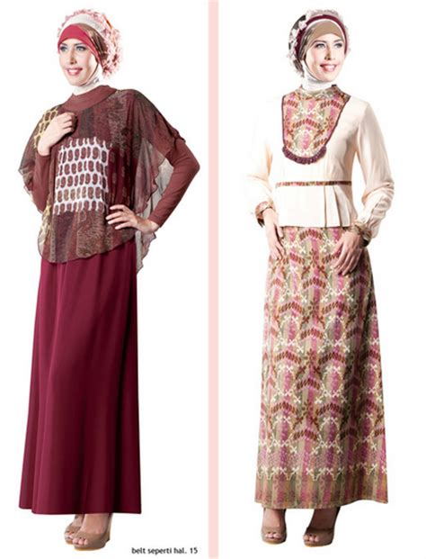 Mode Baju Muslim Terbaru 22 Trend Fashion Busana Muslim Wanita Terbaru 2016 Naranua
