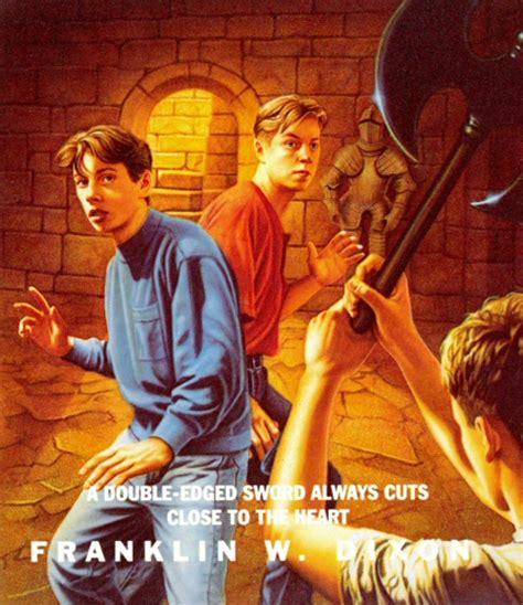 Hardy Boys The Borderline 44 castle fear hardyboys co uk