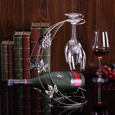 decorative wine racks for home online buy wholesale decorative metal wine rack from china