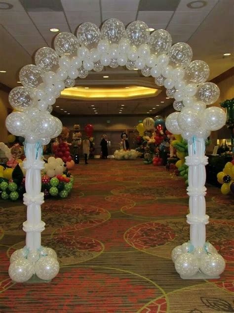 wedding arch decoration kit best 311 balloons weddings images on other