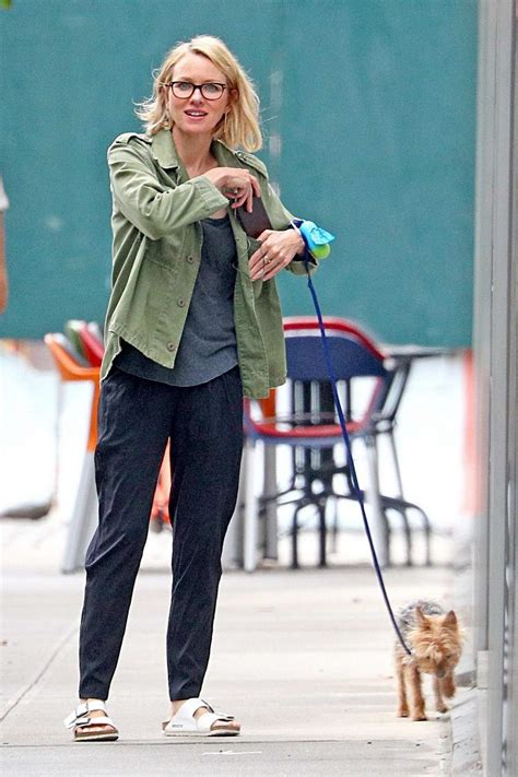 breeders in ny watts is spotted out for a morning walk with dogs in new york