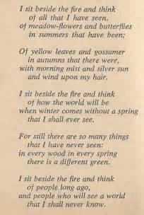 Poem By J.r.r Tolkien