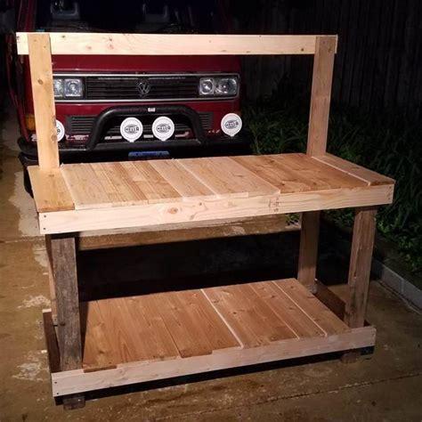rustic potting bench ryobi nation projects