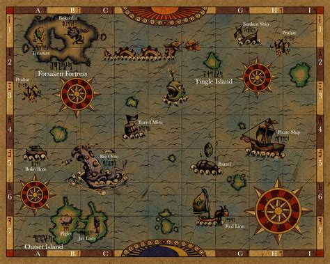 legend of zelda map for sale glitterberri s game translations 187 part 1 mysterious maps