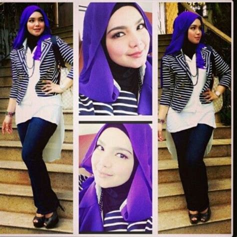 K 011 Fashion Style Kalung Wanita photo credit ctdk siti nurhaliza own ig beautiful muslim muslimah in hijabiers