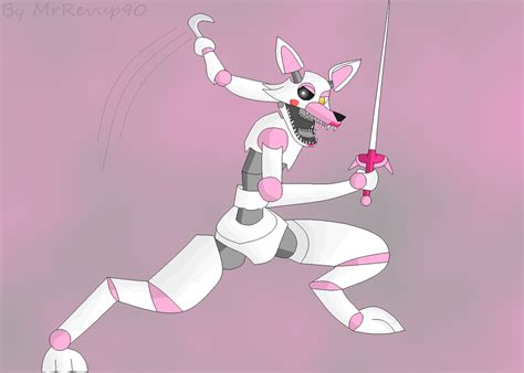 Mangle Five Nights At Freddys Fandom | robocraft topic fnaf2 mangle fan art