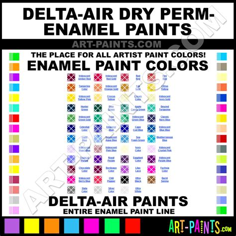 delta air permenamel enamel paint colors delta air permenamel paint colors