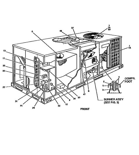york furnace parts diagram york furnace parts diagram 28 images york gas furnace