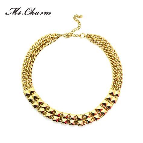 popular big chunky necklaces cheap buy cheap big chunky