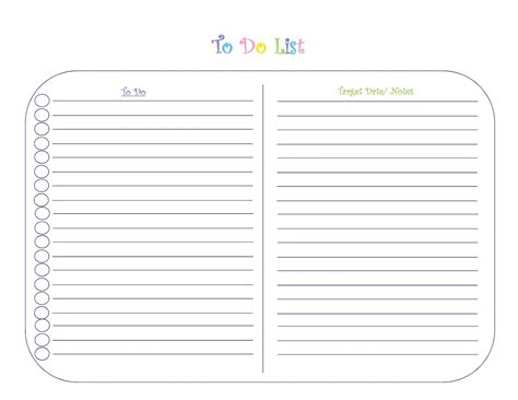 list templates printable 10 marketing to do list templates printable to do lists