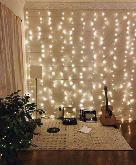 lichterkette wohnzimmer 25 gem 252 tliche lichterketten ideen f 252 r wohnzimmer beste