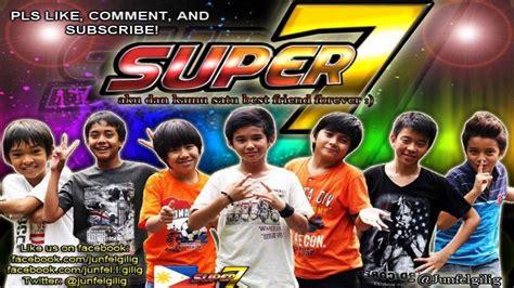 Super 7 sahabat best friend forever karaoke girl