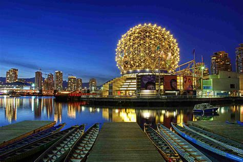 top     downtown vancouver canada