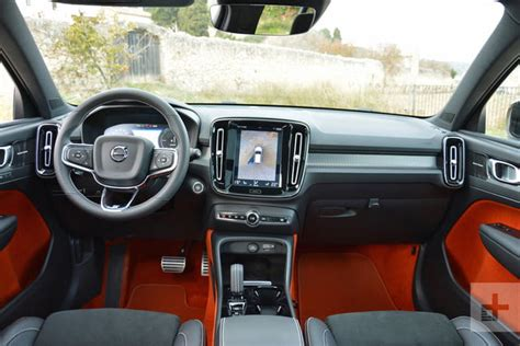volvo xc review driving impressions specs