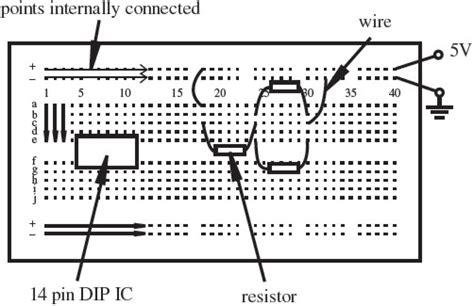 breadboard circuit analysis breadboard circuit analysis 28 images my electronics lab 227 best images about arduino on