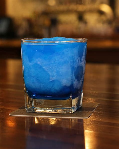 blue cocktails blue cocktails are a comeback try these 8 now