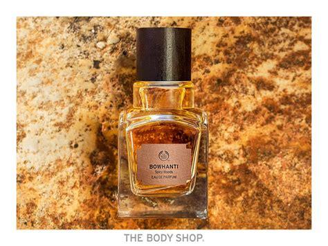 Parfum The Shop bowhanti the shop parfum un nouveau parfum pour