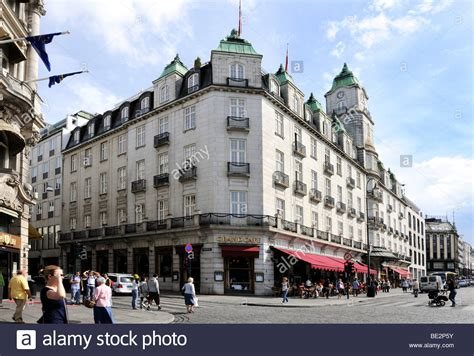 Grand Hotel Oslo Europe grand hotel and grand cafe at the karl johans gate oslo